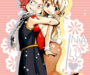 fairy tail, natsu dragneel, and nalu image