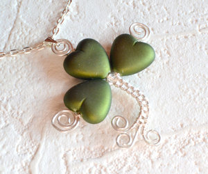 etsy, lucky clover, and st patrick's day image