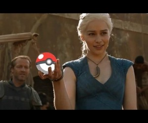 funny, pokemon, and game of thrones image
