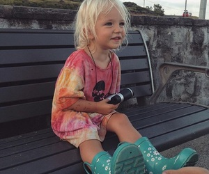 blonde, kid, and photography image