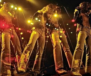 70s, led zeppelin, and robert plant image