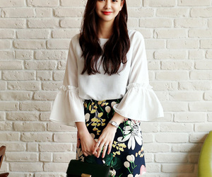 asian fashion, blouse, and fashion image