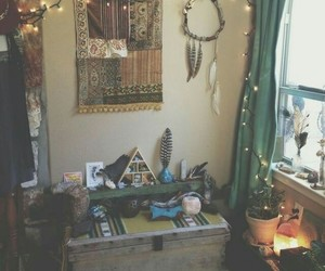 room, indie, and hipster image
