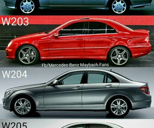 benz, mercedes, and c-class image