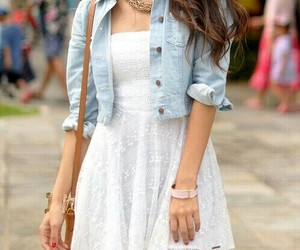 fashion, look, and vestido image