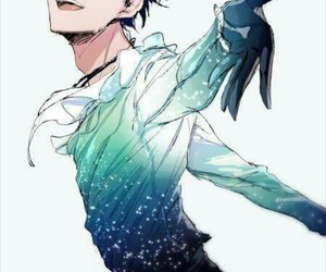 yuri!!! on ice, yuri on ice, and anime image