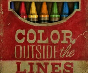 color, crayon, and quotes image