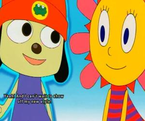 anime, parappa the rapper, and parappa image