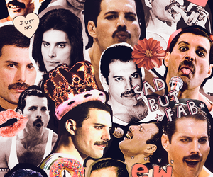 Freddie Mercury, Queen, and quote image
