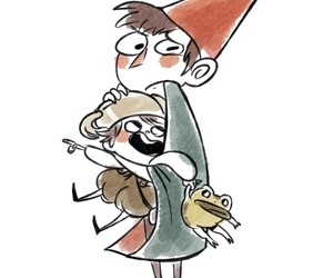 Greg and over the garden wall image