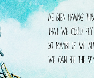pierce the veil, quote, and Lyrics image