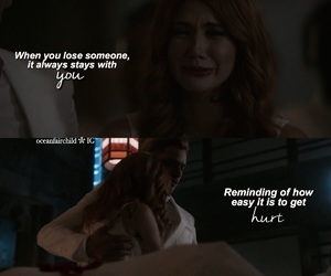 quote, serie, and the vampire diaries image