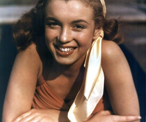 actress, old hollywood, and vintage image