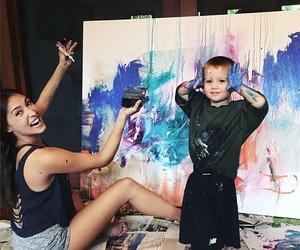 art, creativity, and painting image