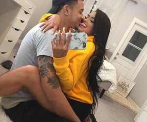 couples, goals, and outfits image