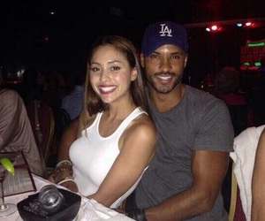 lindsey morgan, lincoln, and ricky whittle image