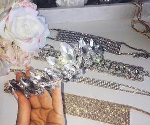 luxury, accessories, and diamond image