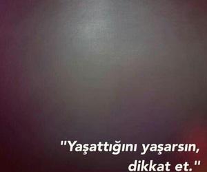 quote, sözler, and hayat image