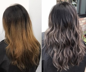 hair and transformation image