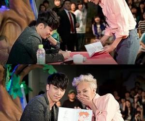 g-dragon, seungri, and big bang image