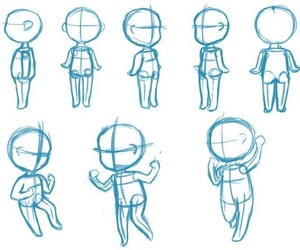 chibi, reverence, and how to draw image