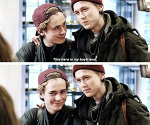 skam, even, and evak image