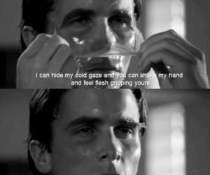acting, gaze, and american psycho image