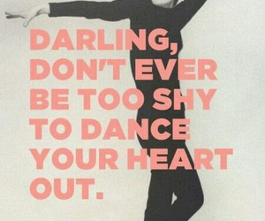 quotes, dance, and audrey hepburn image