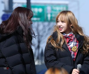 eunseo, chengxiao, and wjsn image
