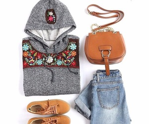 girl, tumbler, and outfit image
