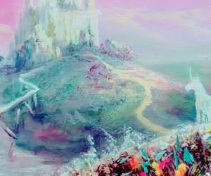 alternative, art, and castle image