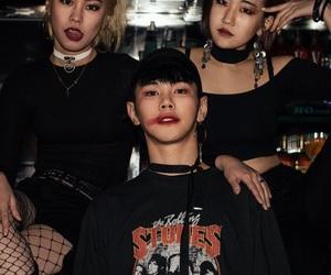 kpop, kim hansol, and slut like you image