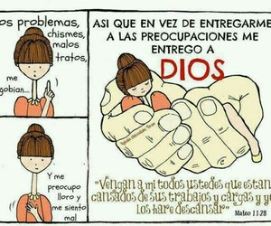 god, frases, and love image