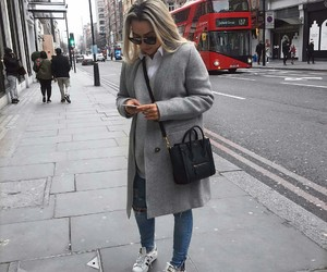 coat, street style, and style image