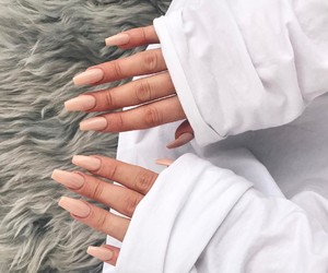 hands, makeup, and nails image