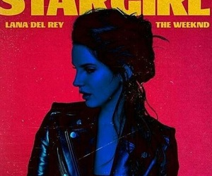 stargirl, lana del rey, and the weeknd image