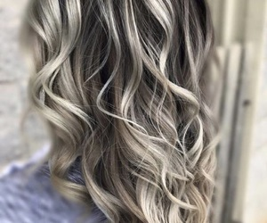 blonde, ombre, and goals image