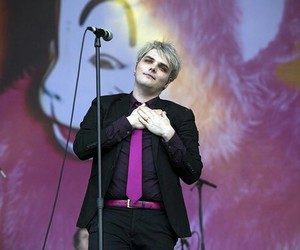 gerard, gerard way, and my chemical romance image