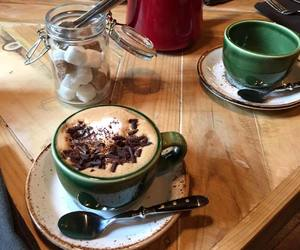 coffie, delicious, and drink image