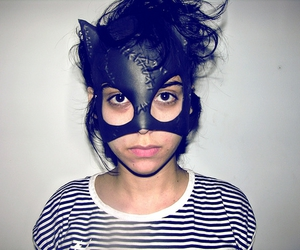 catwoman and mask image