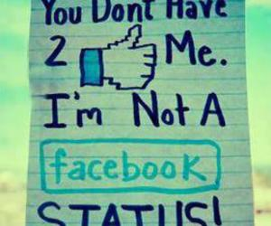 facebook, like, and status image