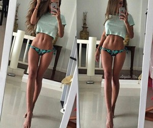 body, pretty, and fitness image