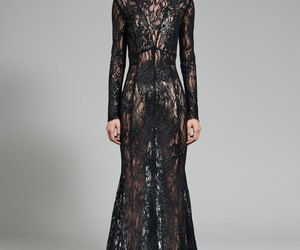 long dresses, j mendel, and haute couture gowns image