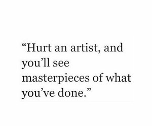 amazing, hurt, and quotes image