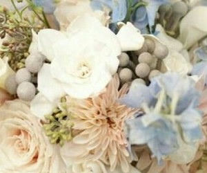 flowers, marriage, and yours image