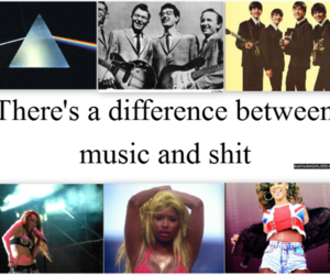 music, Pink Floyd, and rihanna image