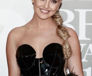 perrie edwards, little mix, and brits image