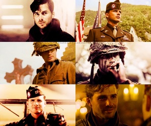 Band of Brothers, bromance, and soldier image