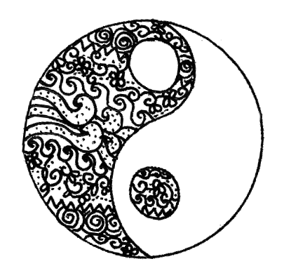 45 Images About Ying And Yang On We Heart It See More About Ying