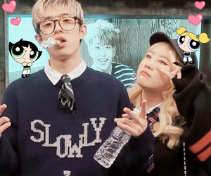 couple, Jae, and kpop image